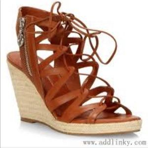 The wishbone collection wedges!